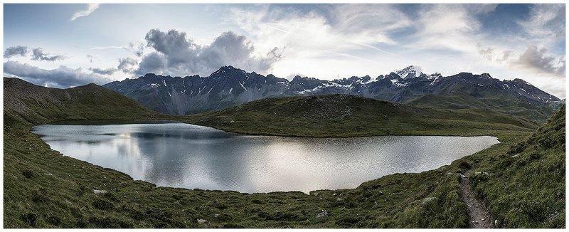 Lago Cornet - Ollomont