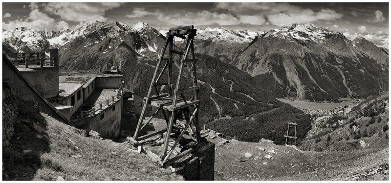 Miniera di Colonna - Cogne
