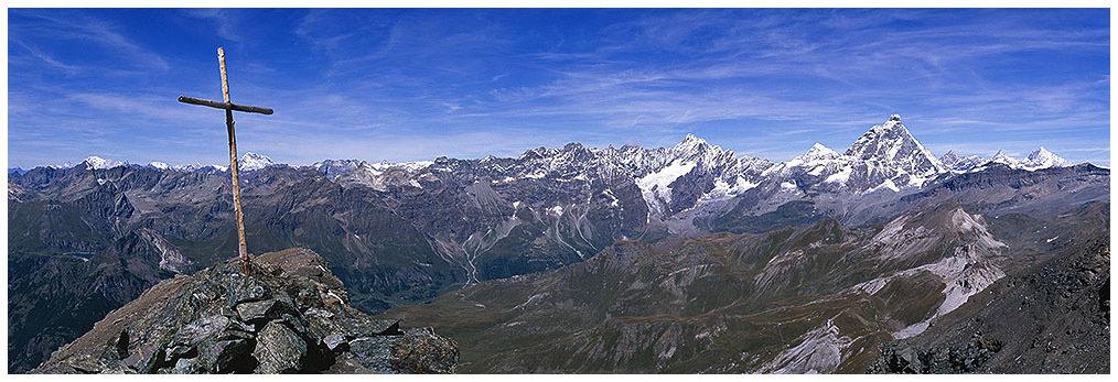 Monte Roisetta 3.334m