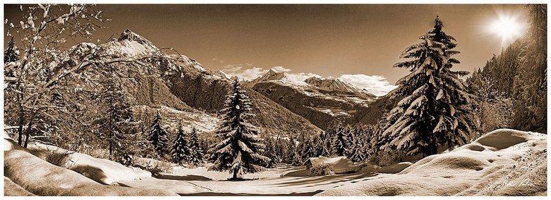 Bois de Joux - Brusson - Ayas - Valle d'Aosta