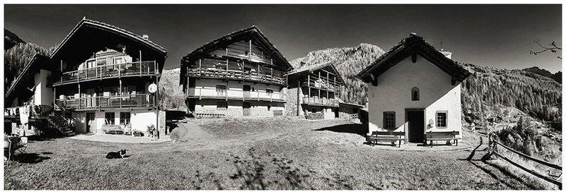 Biel Walser village - Gressoney