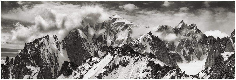 il re delle Alpi - Monte Bianco
