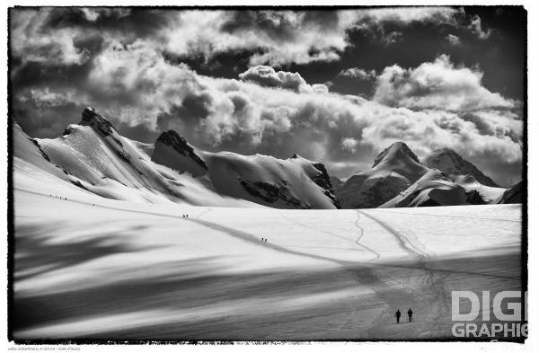 Colle del Breithorn - Monte Rosa