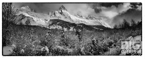 La Valle incantata - Val Ferret - Monte Bianco