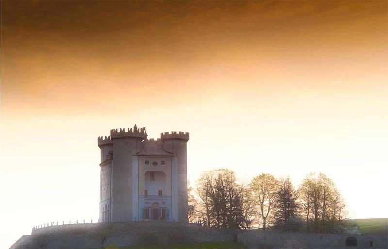 Barocco e medioevo a confronto - Castello di Aymavilles