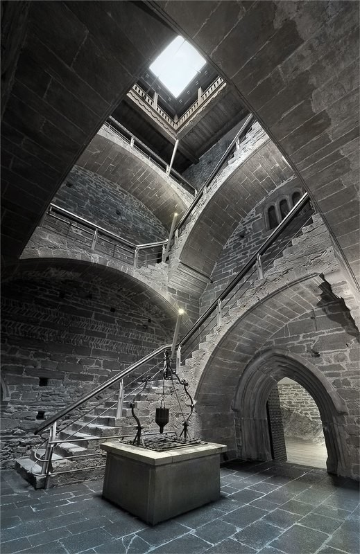 Geometrie oniriche - Castello di Verrès