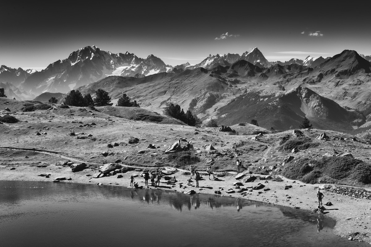 Trekking - Lago Chamole