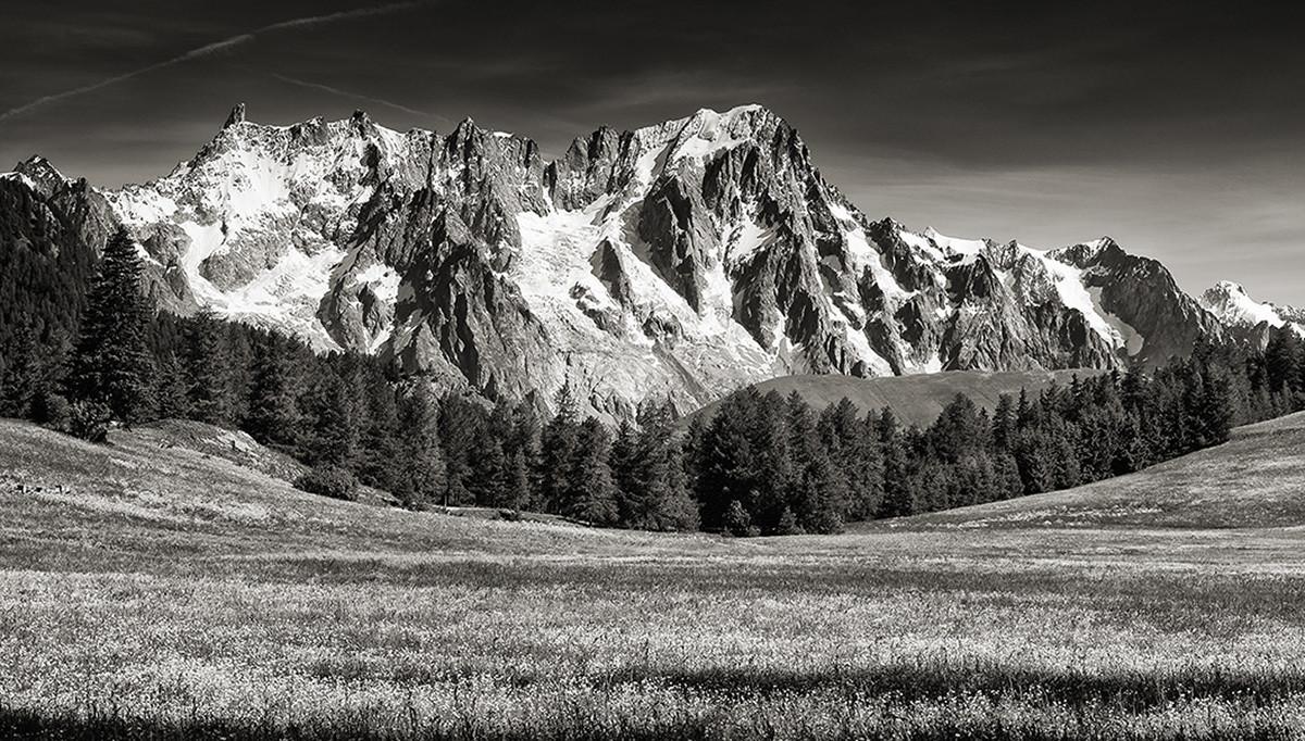 Monte Bianco - Dente del Gigante - Grandes Jorasses - La Thuile - Petosan