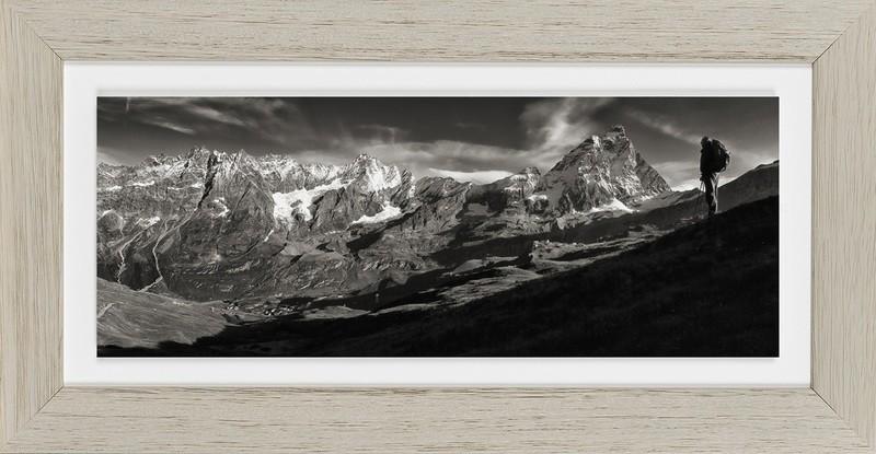 Cervino - Matterhorn - Grandes Murailles