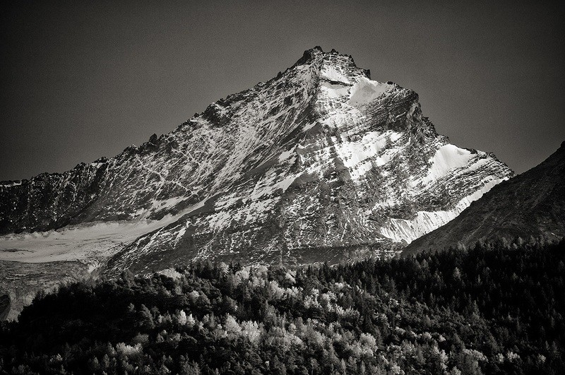 Monte Grivola - Versante Nord
