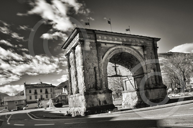 Arco d'Augusto - Aosta