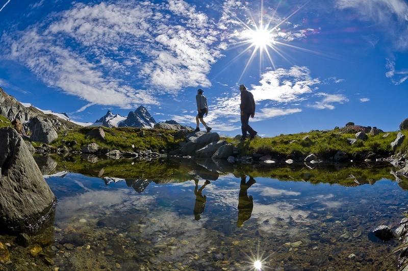 Trekking - La Thuile - Rutor - Deffeyes