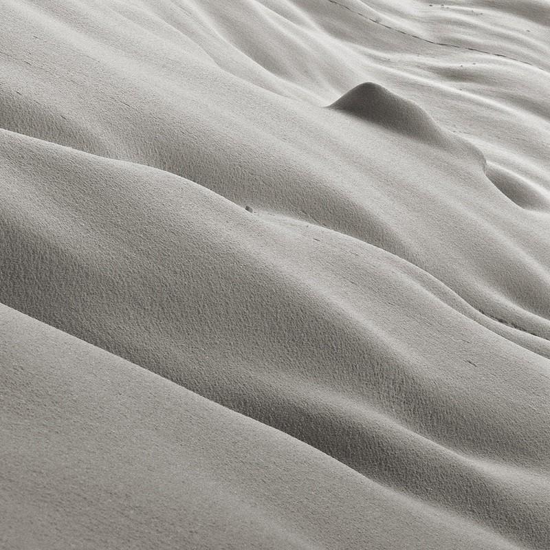 Dunes of snow