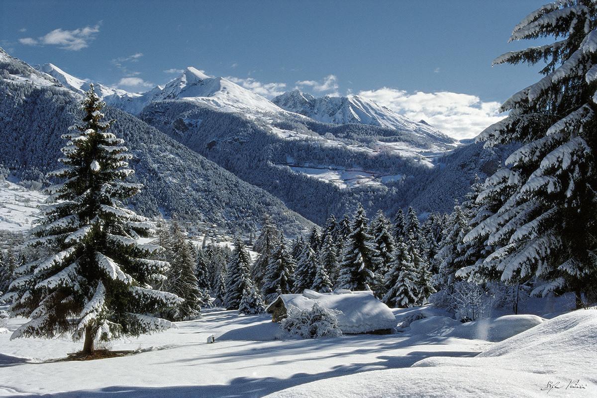 Bois de Joux - Brusson - Ayas