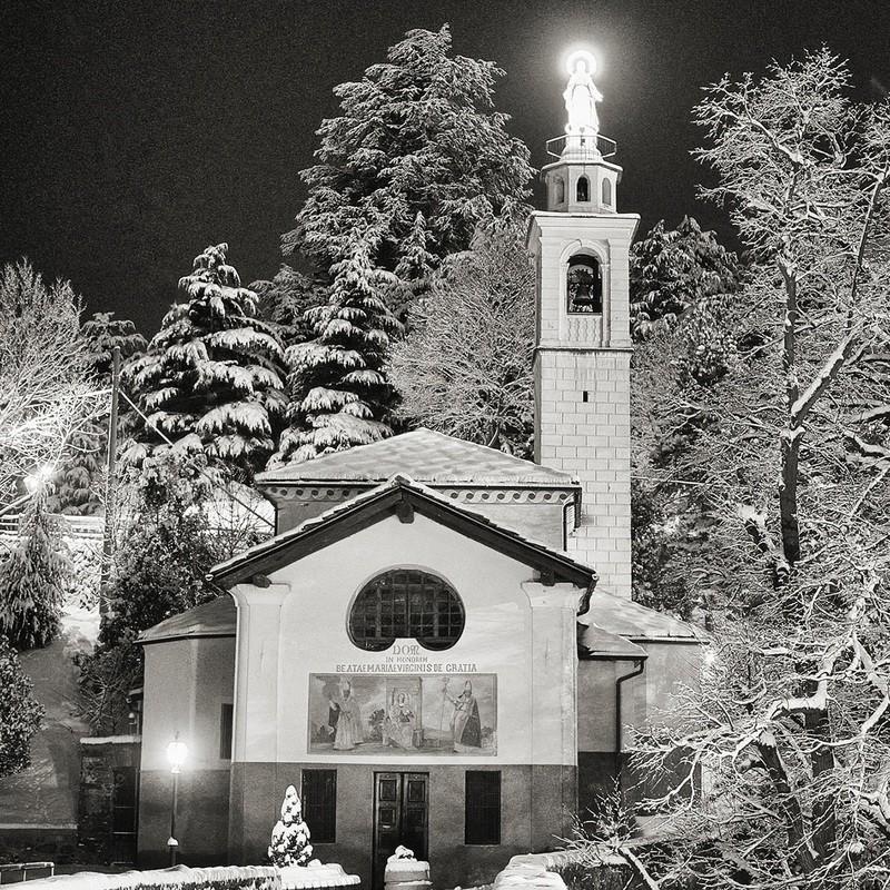 Chiesetta Madonna delle Grazie - Chatillon
