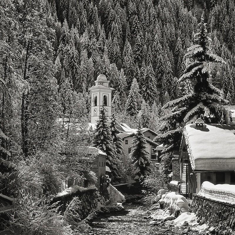 Champoluc - Valle d'Ayas - Neve
