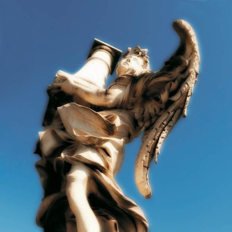 Angelo, Castel Sant'Angelo - Roma