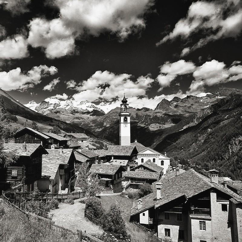 Antagnod - Valle d'Ayas - Monte Rosa