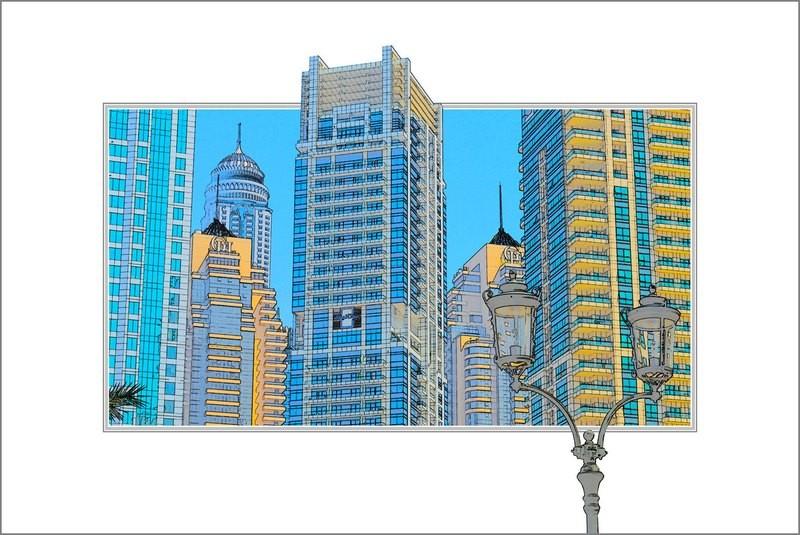 Dubai Marina #1