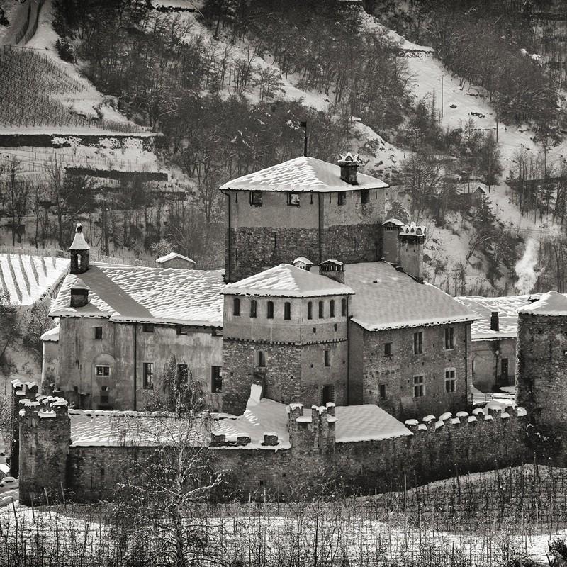Castello Sarriod de la Tour - Saint Pierre