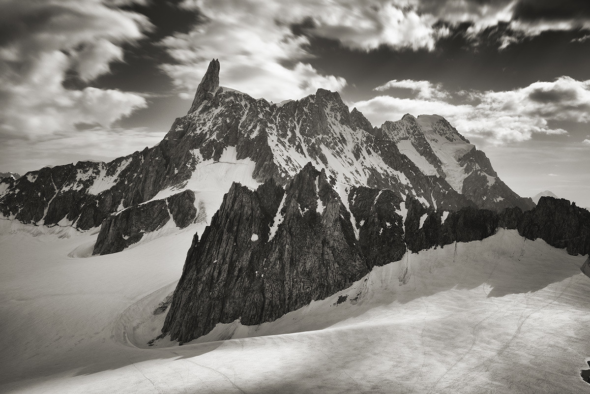 Dente del Gigante - Monte Bianco - Courmayeur