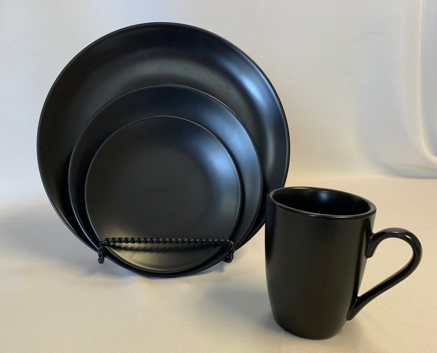 Noir Black China