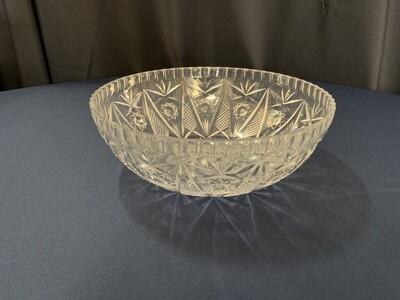 Punch Bowl 12 Quart Glass