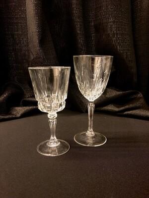 Vintage Variety Wine Glasses