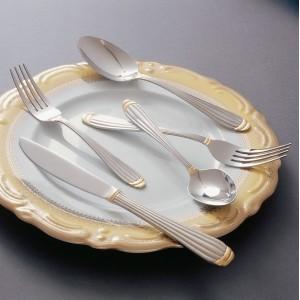 Parisian Gold Dinner Knife 249