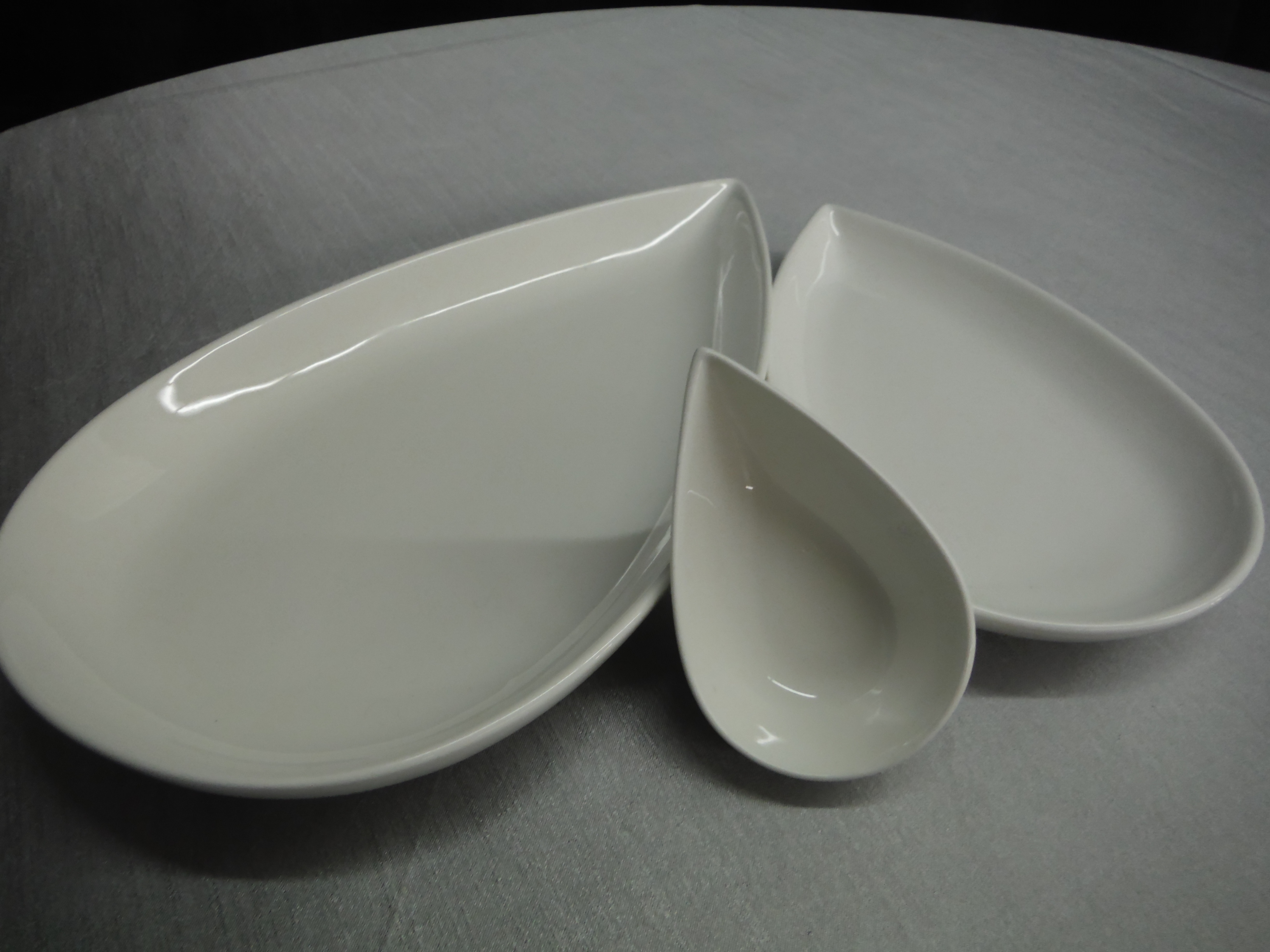 Petal Sauce/Dipping Bowl 00008