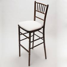 Mahogany Chiavari Bar Stool 00035