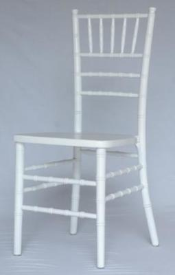 Chiavari Cane Chair-White pad not included