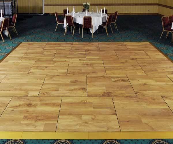 Oak Dance Floor (SF price)