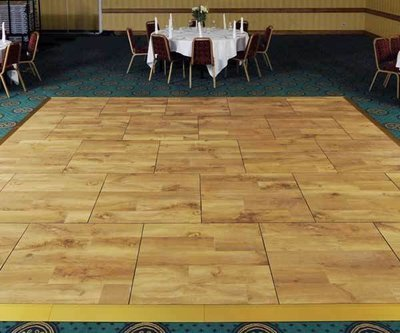 Oak Dance Floor (SF price)