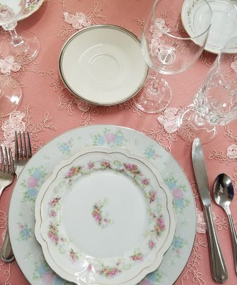 Vintage Variety Dessert Plate