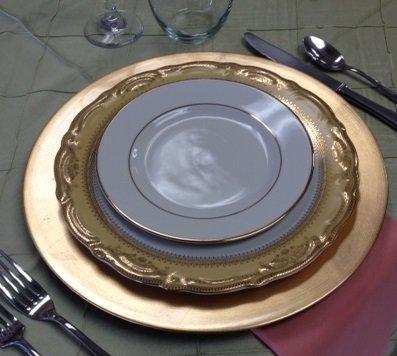 Cream Double Gold China