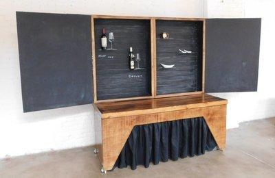 Bar Chalk Board (back)