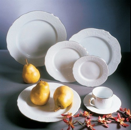 Vine SIlver China (Click on picture for Options)