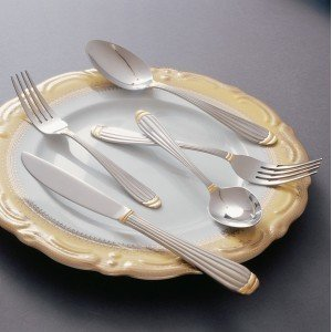 Parisian Gold Flatware (Click on picture for Options)