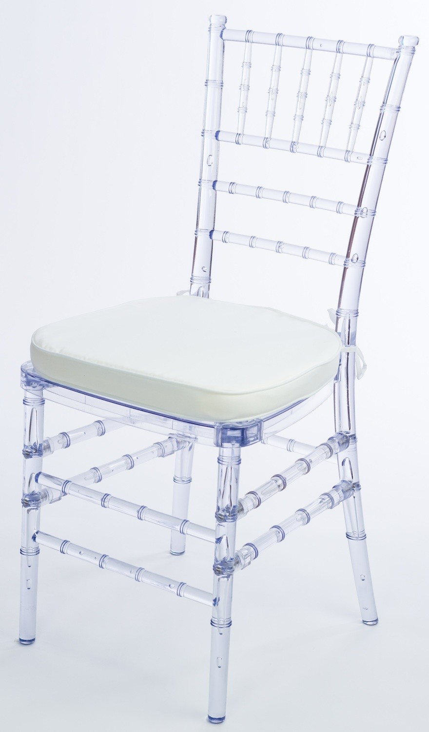 Ice Chiavari Chair (pad not included)