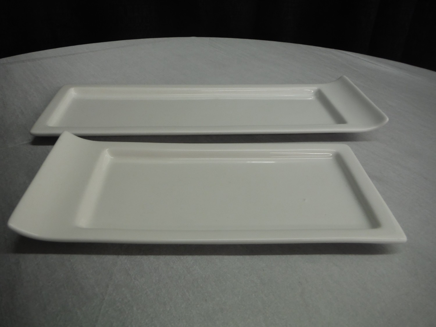 Sleigh Rectangle Tray 10.5 x 5 inch