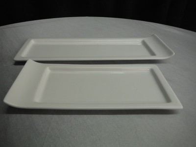 Sleigh Rectangle Tray 14 x 5 inch