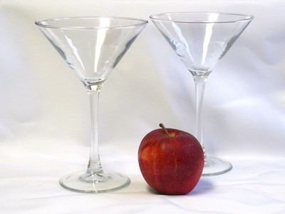 Martini Glass 9 oz.