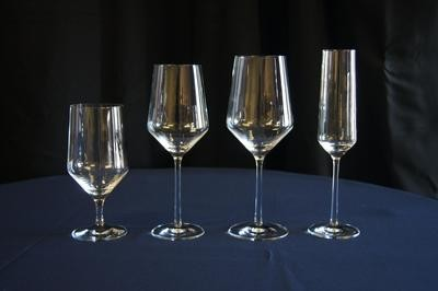 Pure Champagne Flute Crystal