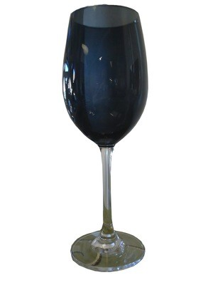 Onyx wine goblet 13.5 oz