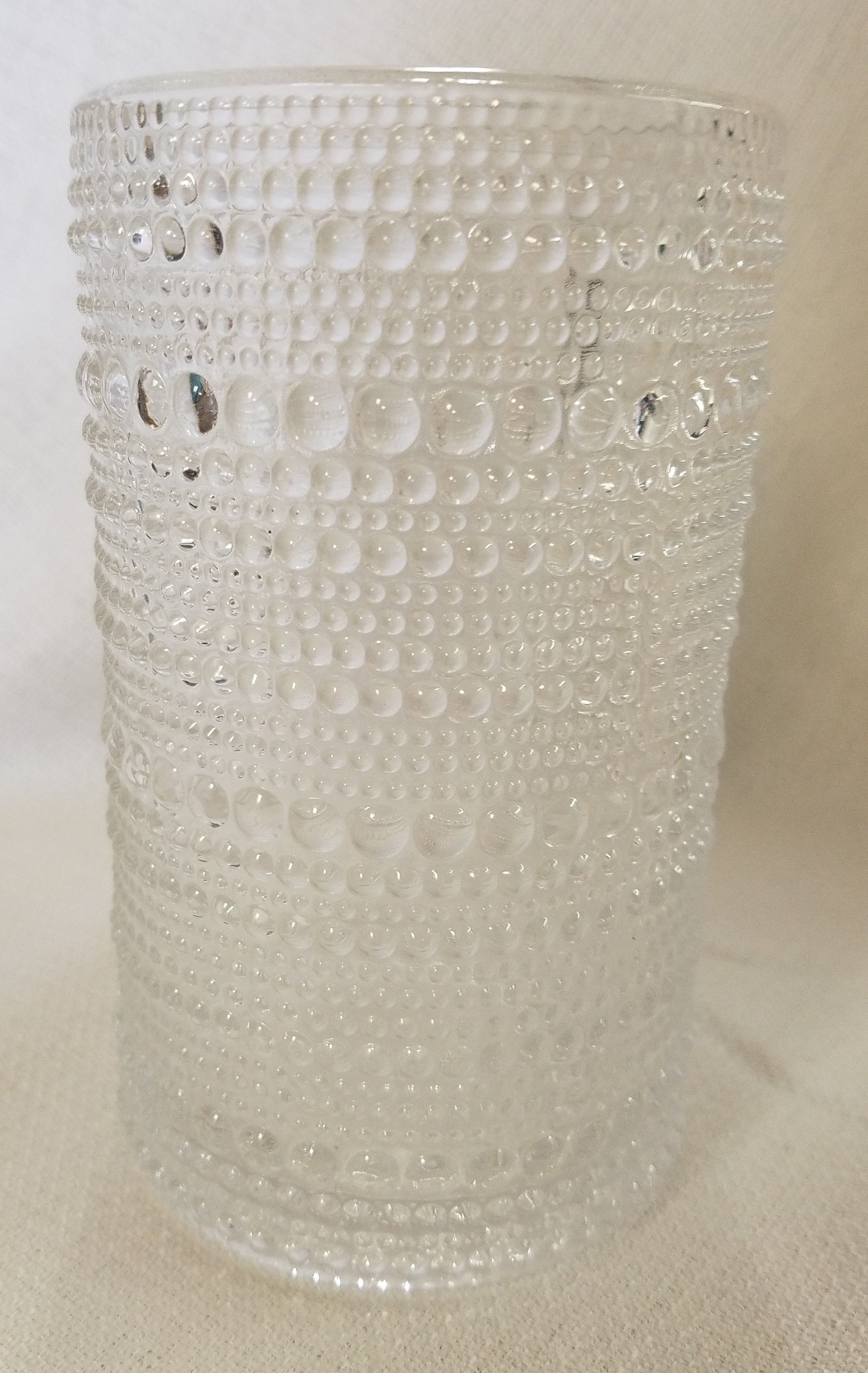 Clear Jupiter Glass 00889