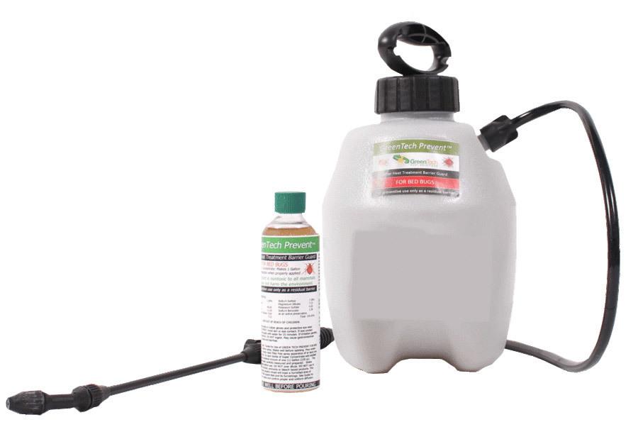 Greentech Prevent Soy Bean Oil Organic Bed Bug Treatment