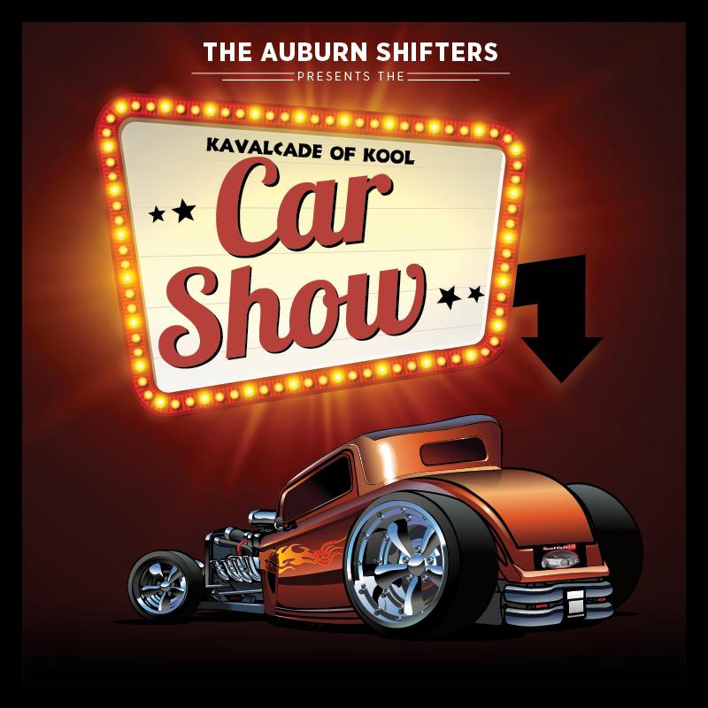 Saturday, June 16, 2018 Car Show Registration