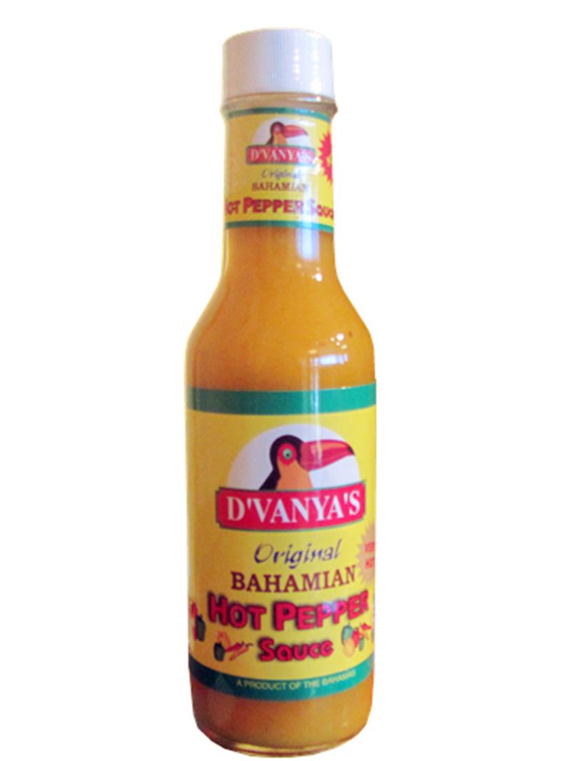 Dvanyas - Original Bahamian Hot Pepper Sauce 5oz