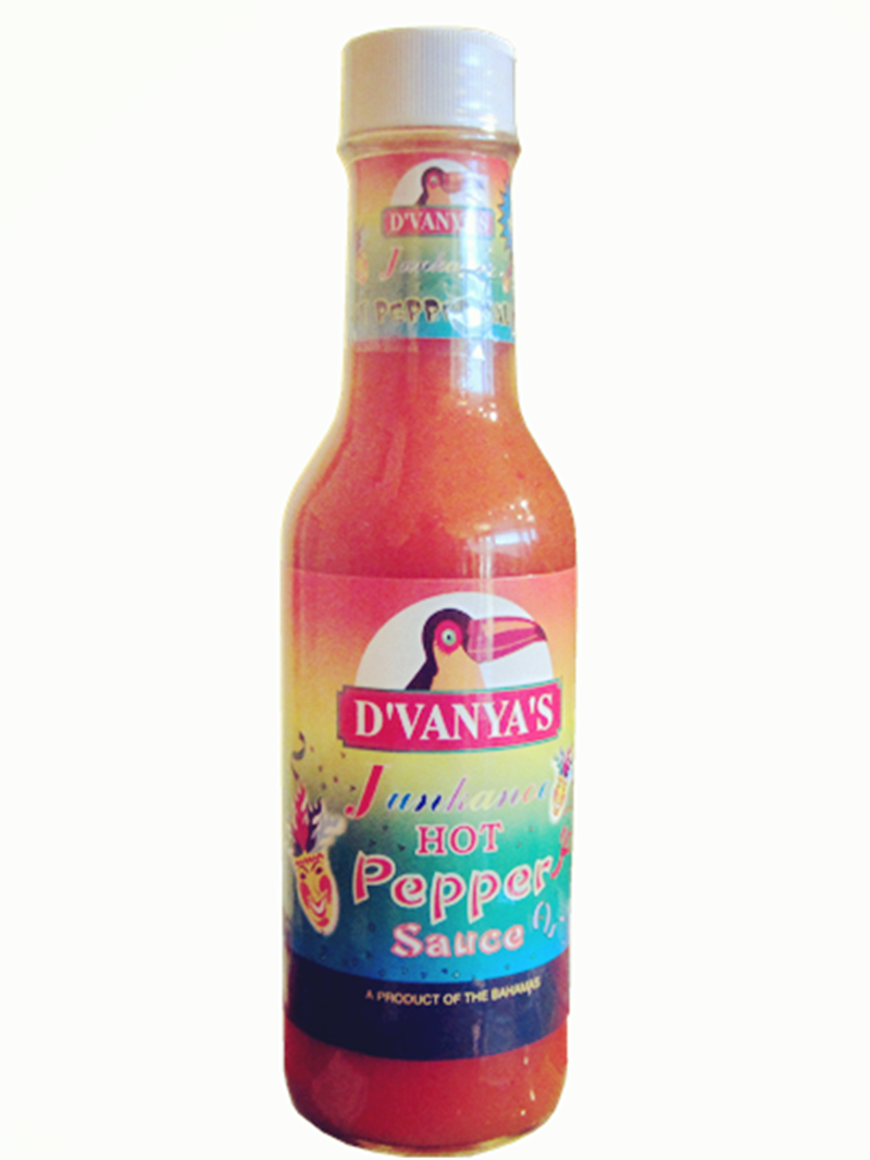 Dvanyas - Junkanoo Hot Pepper Sauce